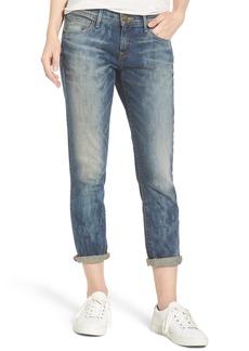 True Religion Brand Jeans Cameron Slim Boyfriend Jeans (Distillery)