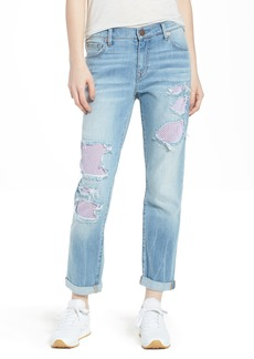 True Religion Brand Jeans Cameron Slim Boyfriend Jeans (Second Quarter)