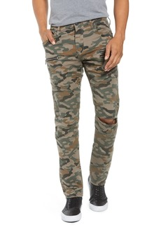 True Religion Brand Jeans Drift Straight Leg Camo Pants