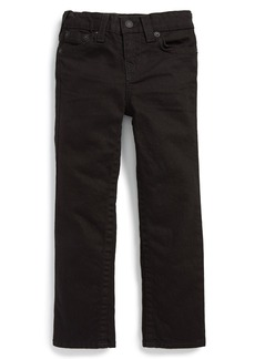 True Religion Brand Jeans 'Geno' Relaxed Slim Fit Jeans (Toddler Boys & Little Boys)