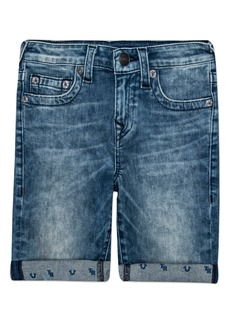 True Religion Brand Jeans Geno Shorts (Toddler Boys & Little Boys)