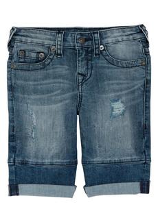 True Religion Brand Jeans Geno Shorts (Toddler Boys, Little Boys & Big Boys)