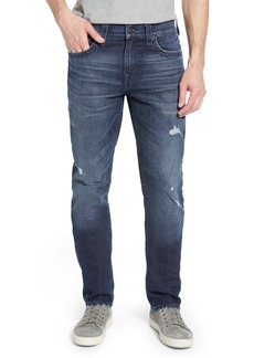 True Religion Brand Jeans Geno Straight Leg Jeans (Worn Santiago)