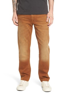 True Religion Brand Jeans Geno Straight Fit Jeans (Golden Road)