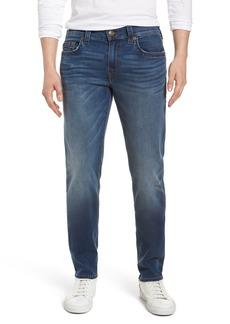 True Religion Brand Jeans Geno Straight Leg Jeans (Indigo Lake)