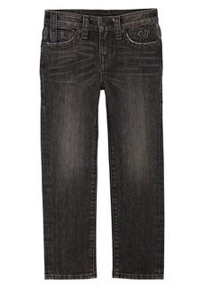 True Religion Brand Jeans Geno Straight Leg Jeans (Toddler Boys, Little Boys & Big Boys)