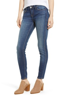 True Religion Brand Jeans Halle Mid Rise Super Skinny Jeans (Gen Y)