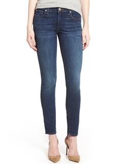 True Religion Brand Jeans 'Halle' Skinny Jeans (Worn Vintage)