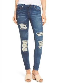 True Religion Brand Jeans Halle Super Skinny Jeans (Indigo Cadence)