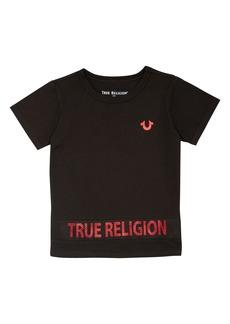 True Religion Brand Jeans High/Low T-Shirt (Toddler Boys & Little Boys)