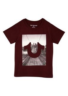 True Religion Brand Jeans Horseshoe City T-Shirt (Little Boys & Big Boys)