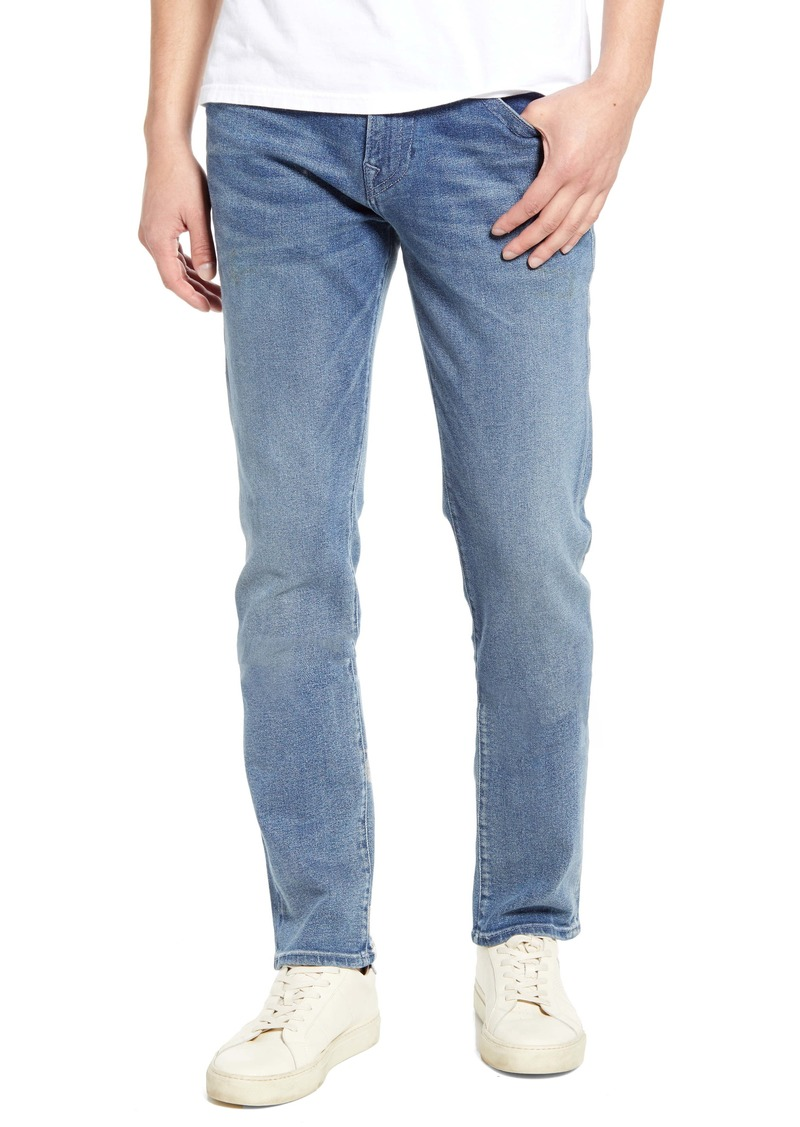 True Religion Brand Jeans Jack Skinny Fit Jeans (Shore Break Acid Wash)