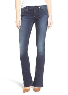 True Religion Brand Jeans Jennie Curvy Bootcut Jeans (Native Orca Clean)