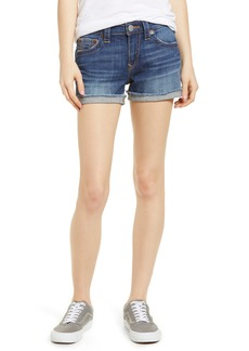 True Religion Brand Jeans Jennie Curvy Denim Shorts (Gen Z)