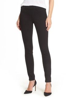 True Religion Brand Jeans Jennie Curvy Runway Leggings (Body Rinse Black)