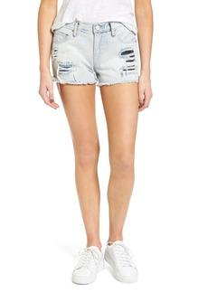 True Religion Brand Jeans Kori Cutoff Shorts (Light Spectrum)