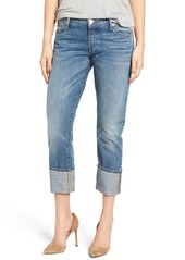 True Religion Brand Jeans Liv Relaxed Skinny Jeans (Blues Revival)