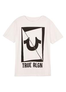 True Religion Brand Jeans Logo Graphic T-Shirt (Big Boys)
