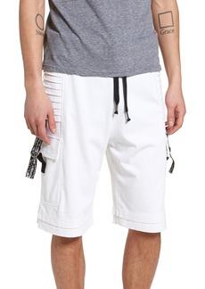 True Religion Brand Jeans Moto Shorts