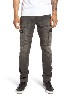 True Religion Brand Jeans Nomad Straight Leg Jeans (Volcanic Rock)