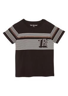 True Religion Brand Jeans Pop Stripe T-Shirt (Big Boys)