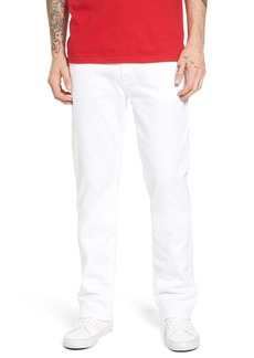 True Religion Brand Jeans Ricky Relaxed Fit Jeans (Optic Stone)