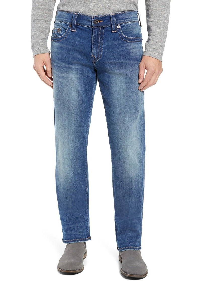 True Religion Brand Jeans Ricky Relaxed Fit Jeans (Supernova Blues)