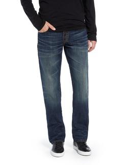 True Religion Brand Jeans Ricky Skinny Fit Jeans (Dark Monorail)