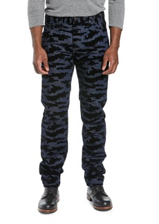 True Religion Brand Jeans Rocco Camo Skinny Fit Jeans (2S Body Rinse)