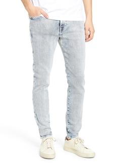 True Religion Brand Jeans Rocco Se Manu Core Skinny Fit Jeans (Riptide Vintage Wash)