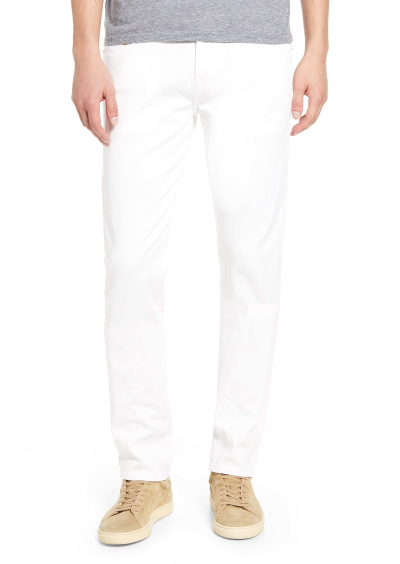 True Religion Brand Jeans Rocco Se Manu Core Skinny Fit Jeans (White Water Wash)