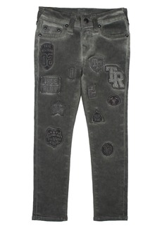 True Religion Brand Jeans Rocco Single End Jeans (Toddler Boys & Little Boys)