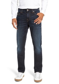 True Religion Brand Jeans Rocco Skinny Fit Jeans (Dark Tunnel)