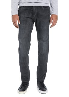 True Religion Brand Jeans Rocco Skinny Fit Jeans (FPPB Dark Asteroid)