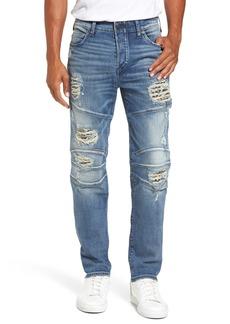 True Religion Brand Jeans Rocco Skinny Fit Jeans (Indigo Clutch)