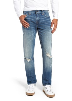 True Religion Brand Jeans Rocco Skinny Fit Jeans (Worn Rampage)