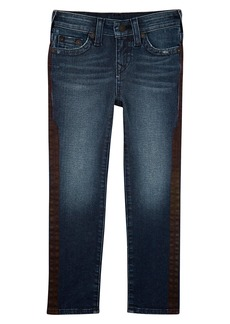 True Religion Brand Jeans Rocco Straight Leg Jeans (Toddler Boys & Little Boys)