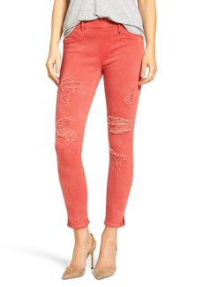 True Religion Brand Jeans Runway Crop Denim Leggings