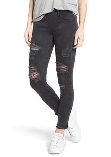 True Religion Brand Jeans Runway Crop Denim Leggings