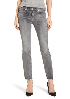 True Religion Brand Jeans Sara Crop Cigarette Jeans (Eternal Grey)