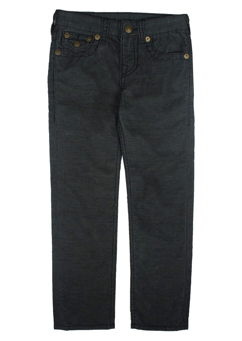 True Religion Brand Jeans Single End Corduroy Pants (Big Boys)