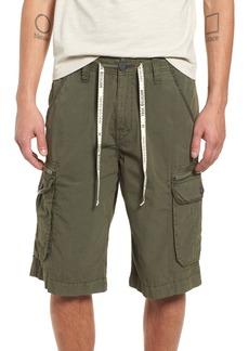 True Religion Brand Jeans Terrain Cargo Shorts