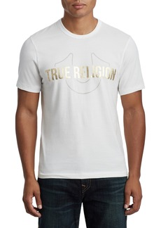 True Religion Brand Jeans True Gel Print T-Shirt