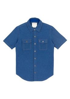 True Religion Brand Jeans Woven Shirt (Big Boys)