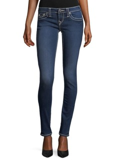 True Religion Buttoned Skinny Jeans