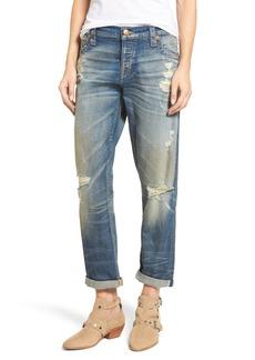 True Religion Brand Jeans Cameron Slim Boyfriend Jeans (Indigo Legacy)
