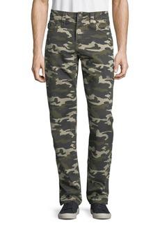 True Religion Camo-Print Pants