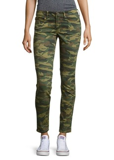 True Religion Camouflage Denim Jeans