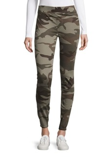 True Religion Camouflage Printed Jeans