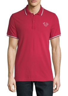 True Religion Casual Cotton Polo